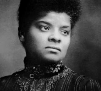Ida B. Wells in the 1890's