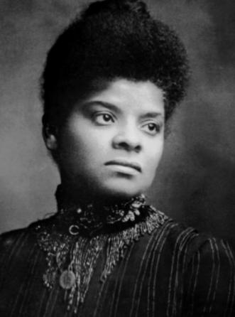 Ida B. Wells in the 1890