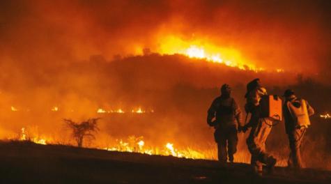 Argentina Ablaze