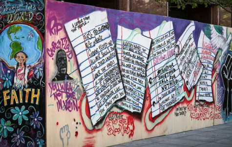 Let Your Voice Be Heard: How Artists Are Using Boarded Up Storefronts to Send Their Messages