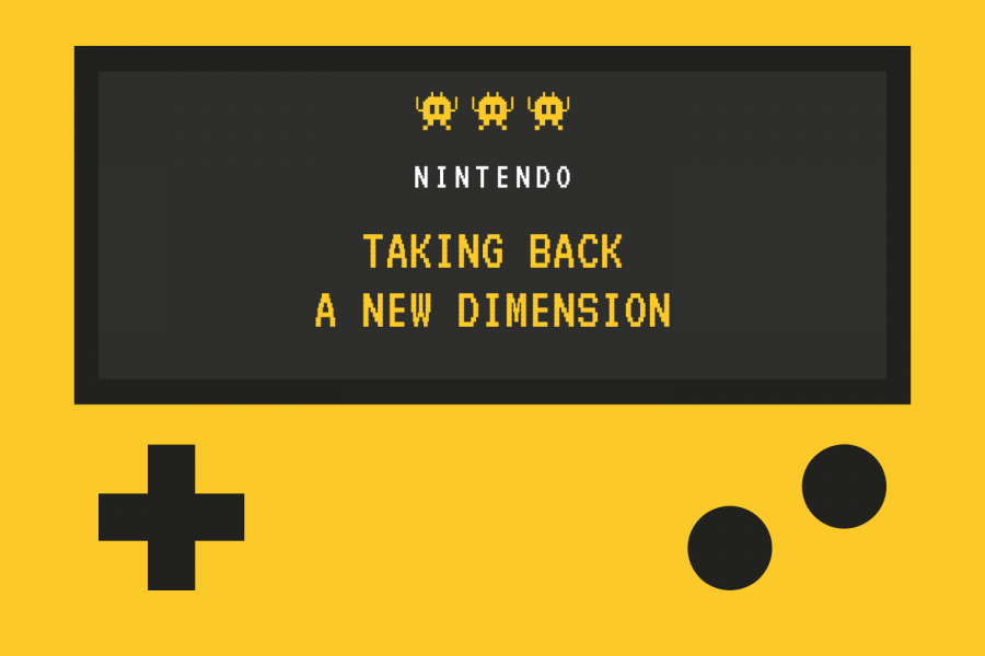 Nintendo Taking Back a New Dimension