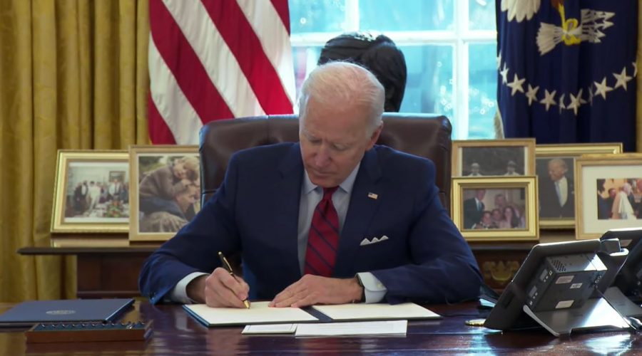 A breakdown of President Biden's scientific executive orders